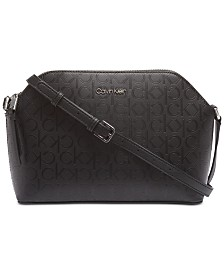 Calvin Klein Mercy Signature Crossbody