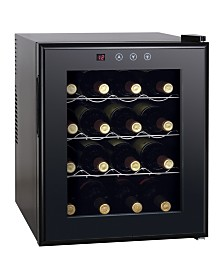 SPT 16-Bottle Thermo-Electric Wine Cooler with Heating