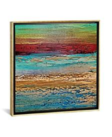 "Coastal I by Alicia Dunn Gallery-Wrapped Canvas Print - 18"" x 18"" x 0.75"""