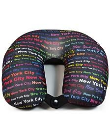 Miami CarryOn Extra Soft Microbeads Neck Pillow