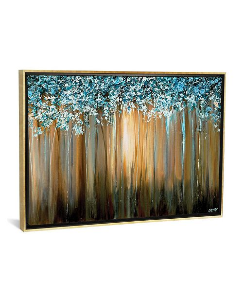 """iCanvas Paradise by Osnat Tzadok Gallery-Wrapped Canvas Print - 26"""" x 40"""" x 0.75"""""""