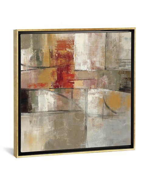 "iCanvas Trajectory by Silvia Vassileva Gallery-Wrapped Canvas Print - 37"" x 37"" x 0.75"""
