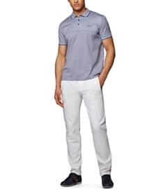 BOSS Men's Paddy 6 Regular-Fit Polo Shirt