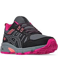 Women's GEL-Venture 7 Running Sneakers from Finish Line