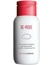 Re-Move Micellar Cleansing Milk, 6.8 oz.
