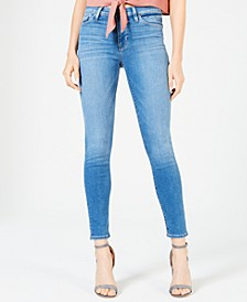 Nico Ankle Skinny Jeans