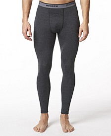 HeatFX Men's Merino Wool Blend Thermal Long Johns