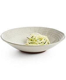 Lucky Brand Rustic Weave Dinner Bowl