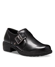 Eastland Women's Open Road Block Heel Loafers