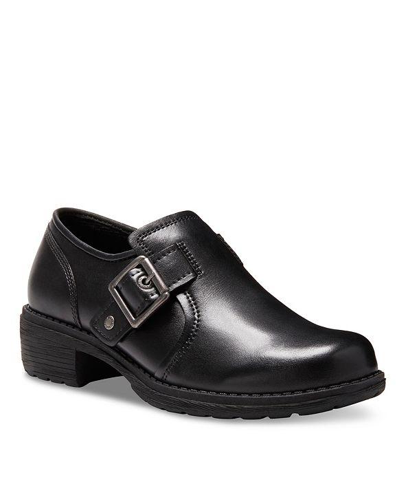 Eastland Shoe Eastland Women's Open Road Block Heel Loafers