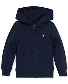 Little Girls French Terry Hoodie