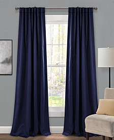 "Insulated 52"" x 95"" Blackout Curtain Set"