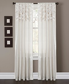 "Circle Dream 84""x54"" Window Curtain Set"