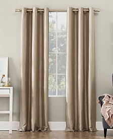 Grommet Top Blackout Curtain Panel