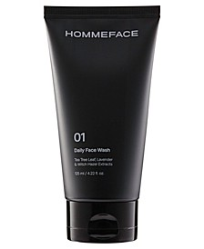 Daily Face Wash for Men, 4.22 oz