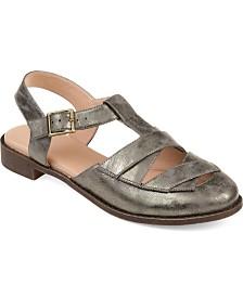 Journee Collection Women's Comfort Bonita Flats
