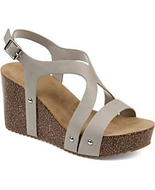 Women's Geneva Wedge Sandals