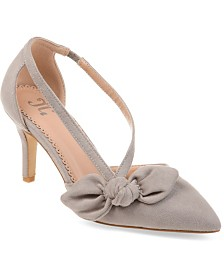 Journee Collection Women's Jilli Pumps