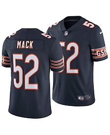 Nike Men's Khalil Mack Chicago Bears Vapor Untouchable Limited Jersey