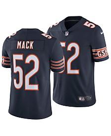 Nike Men's Khalil Mack Chicago Bears Vapor Untouchable Limited Jersey
