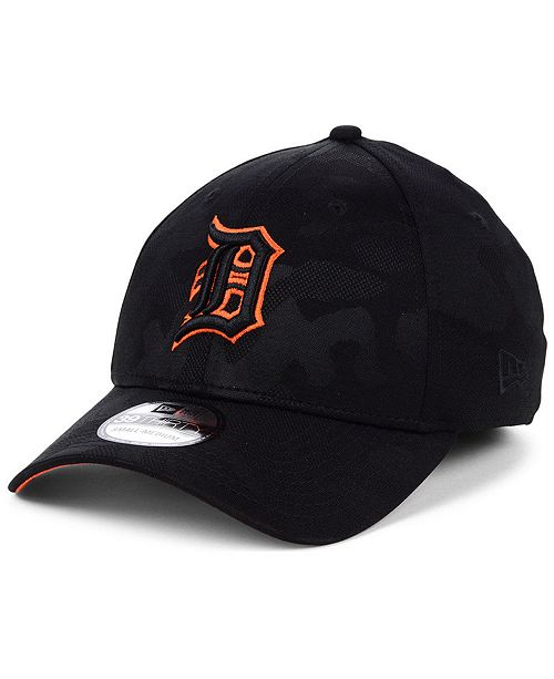 New Era Detroit Tigers Tonal Camo 39THIRTY Cap