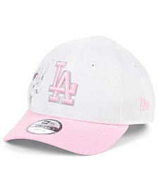 New Era Toddlers & Little Girls Los Angeles Dodgers Minnie Heart 9FORTY Adjustable Cap