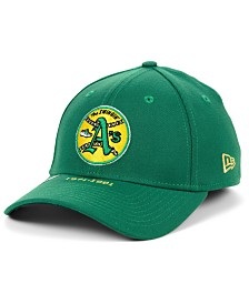 New Era Oakland Athletics Timeline Collection 39THIRTY Stretch Fitted Cap