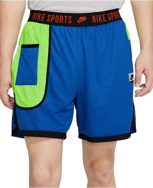 Nike Men's Sport Clash Flex Dri-FIT Training Shorts