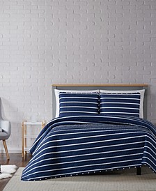 Maddow Stripe Quilt Sets