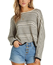 Billabong Juniors' Strappy-Back Sweater