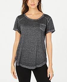 Burnout T-Shirt, Created for Macy's