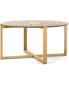 Dahlia Coffee Table, Quick Ship
