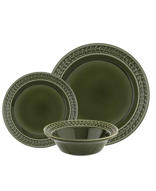 Portmeirion Botanic Garden Harmony 12 Piece Dinnerware Set, Service for 4