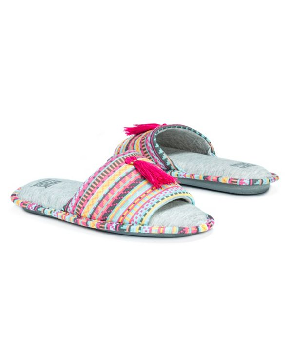 Muk Luks Women's Florence Slipper, Online Only