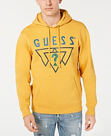 Men's Logo Triangles Hoodie