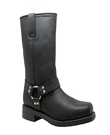 "Men's 13"" Water Resistant Harness Boot"