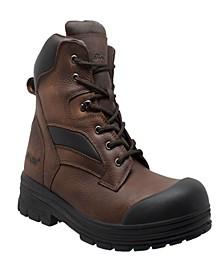 """Men's 8"""" Composite Toe Waterproof Work Boot"""