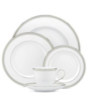 Lenox Dinnerware, Belle Haven 5 Piece Place Setting