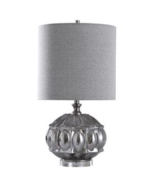 Harp & Finial Harvey Table Lamp