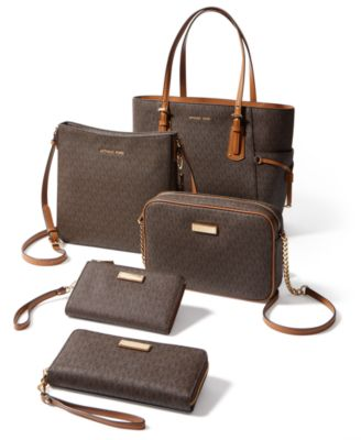 michael kors handbags with matching wallet