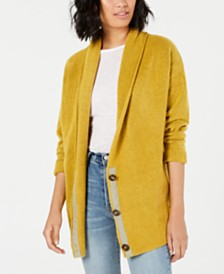 Free People Eucalyptus Cardigan