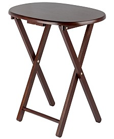 Winsome Wood Nathan 5-Piece Snack Table Set