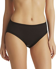 Fine Lines Australia Pure Cotton Hi Cut Brief
