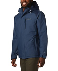 Columbia Men's Big and Tall Tipton Peak™ Insulated Jacket
