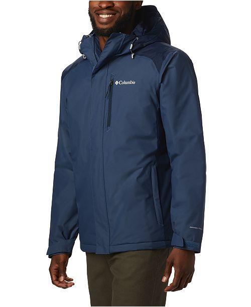 Columbia Men's Big and Tall Tipton Peak™ Insulated Jacket