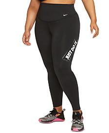 Nike Plus Size One Dri-FIT Training Leggings
