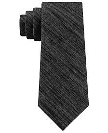 DKNY Men's Slim Mélange Tie
