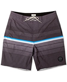 "Men's Rapture Stripe 19"" Board Short"