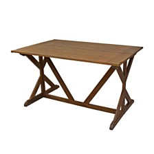 Louise Dining Table, Quick Ship