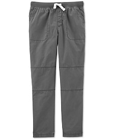 Carter's Little & Big Boys Cotton Drawstring Pants